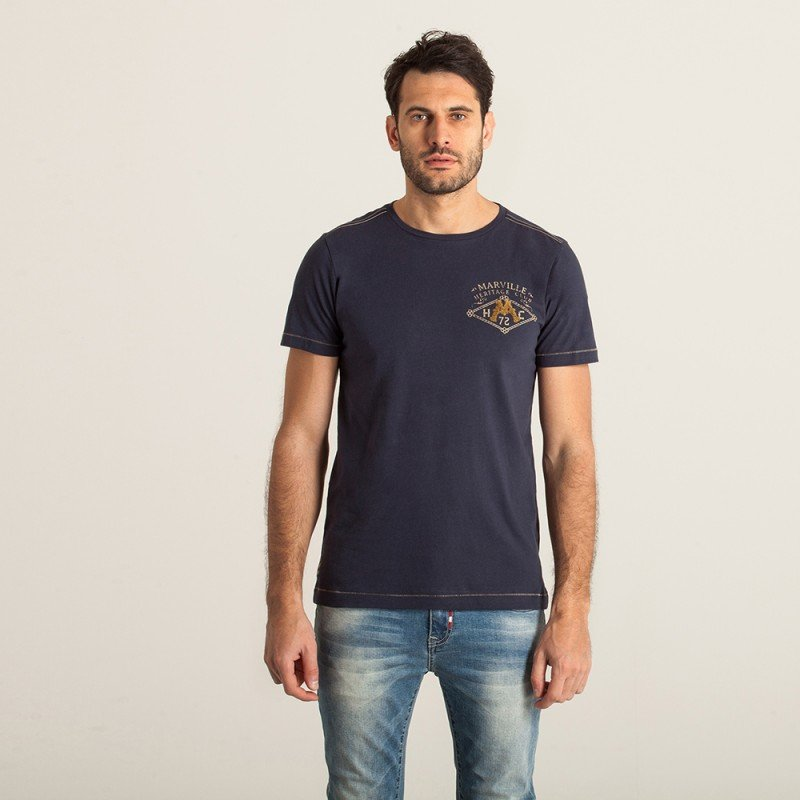 promo code d45d5 bb15a T shirt Marville